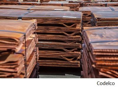 Cochilco in Chile raises copper price forecast for 2021