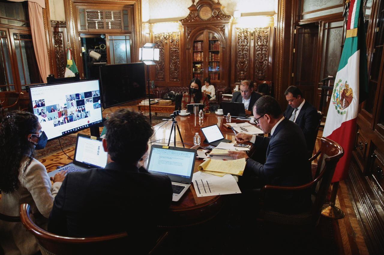 México presiona por alivio de deuda y Covax en reuniones de FMI y Banco Mundial