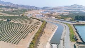 Perú aprueba financiamiento para APP de riego de US$750mn