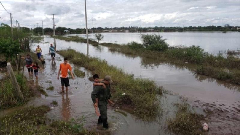 Provincia argentina declara emergencia por inundaciones