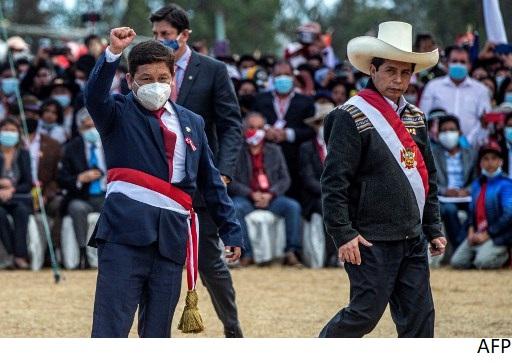 Cuestionan nombramiento de jefe de Gabinete de Perú