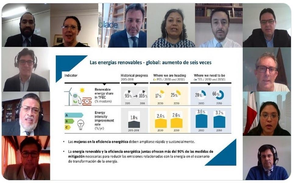 Olade e IRENA trabajan de forma coordinada y sinérgica para reactivar las economías regionales a través de las energías renovables
