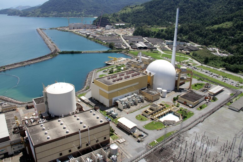 Eletrobras presenta cronograma para central nuclear Angra 3