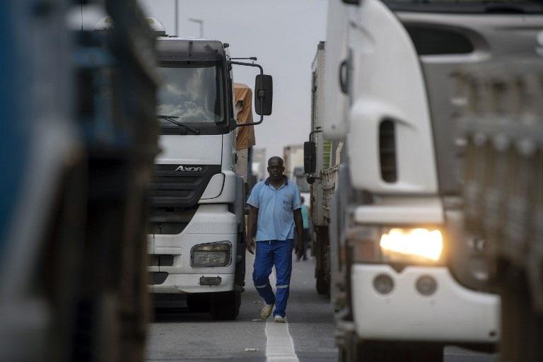 Brazil truckers strike to hurt transport firms' Q2 results