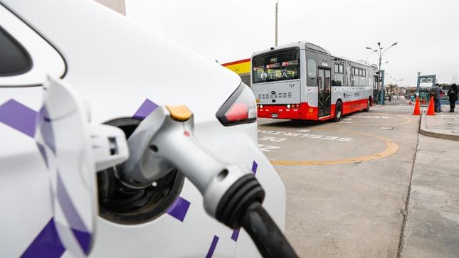 Agencia nacional impulsará electromovilidad en Perú