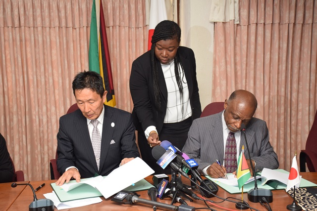 Guyana secures power funds