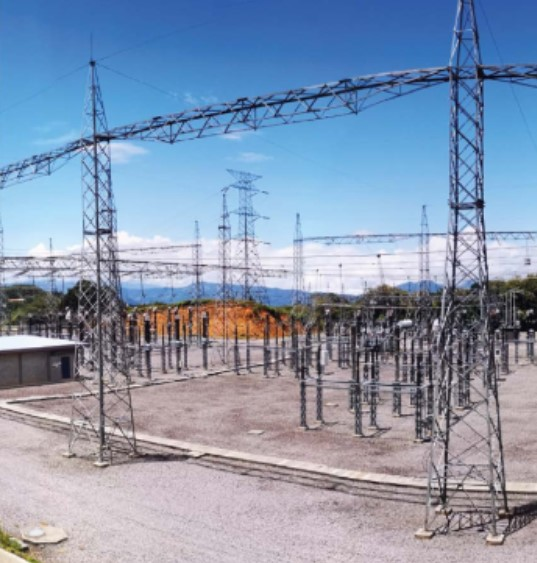 Costa Rica lowers power transmission investment guidance