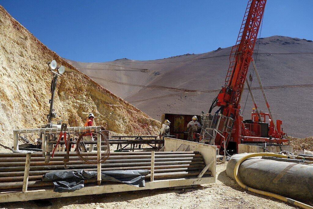 Mineras negocian financiamiento por más de US$280mn