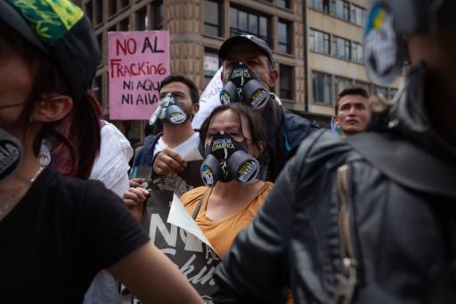 Regulador colombiano congela planes de fracking de Ecopetrol