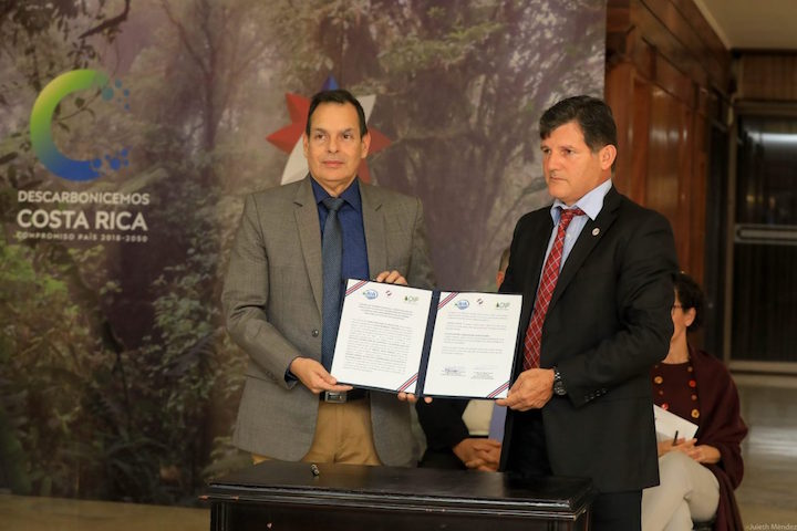 Costa Rica inks agreement to build water wells for San José