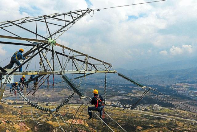 Colombia y Ecuador intensifican comercio de electricidad
