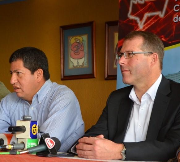 BREVES: Bolivia y Siemens negocian por energía eólica