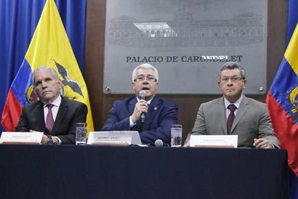 Ecuador presenta proyecto ferroviario de US$1.000mn