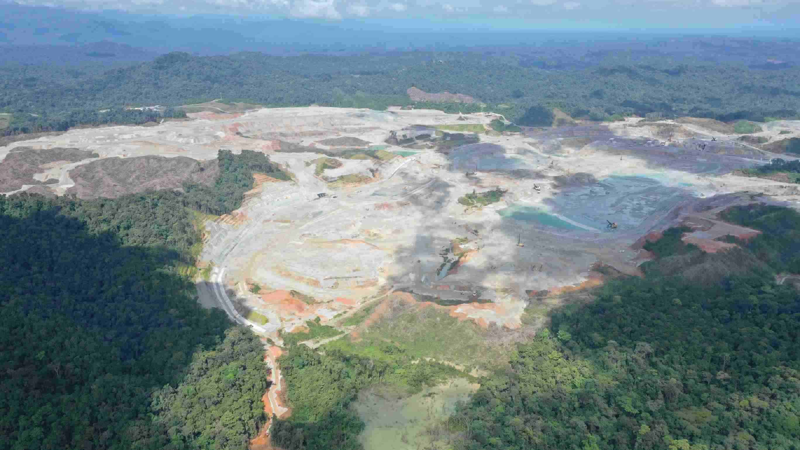 Cobre Panamá output seen hitting peak in 2023