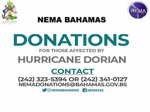 Sector privado será clave en reconstrucción de Bahamas tras paso de Dorian