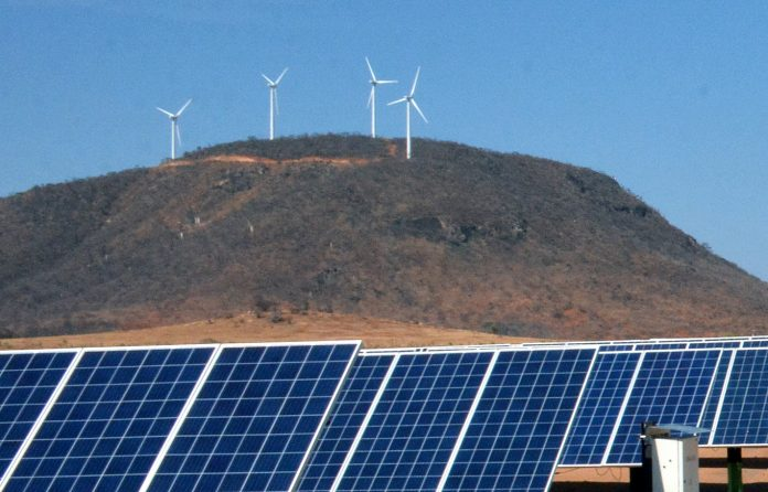 Estado brasileño proyecta US$3.930mn en inversiones eólicas y solares