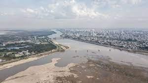 Argentina declara emergencia por bajos niveles de agua en río Paraná