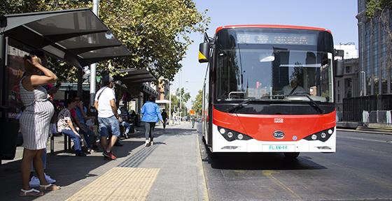 Chile avanza hacia nuevas licitaciones de rutas de Transantiago