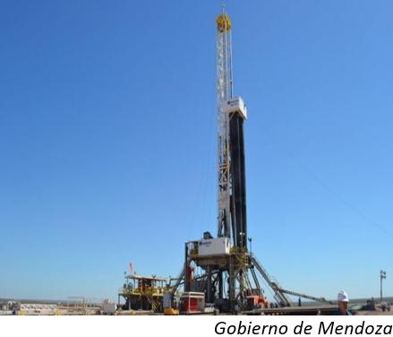 Panorama de Argentina: perforaciones en Mendoza, licitación de gasoducto residencial