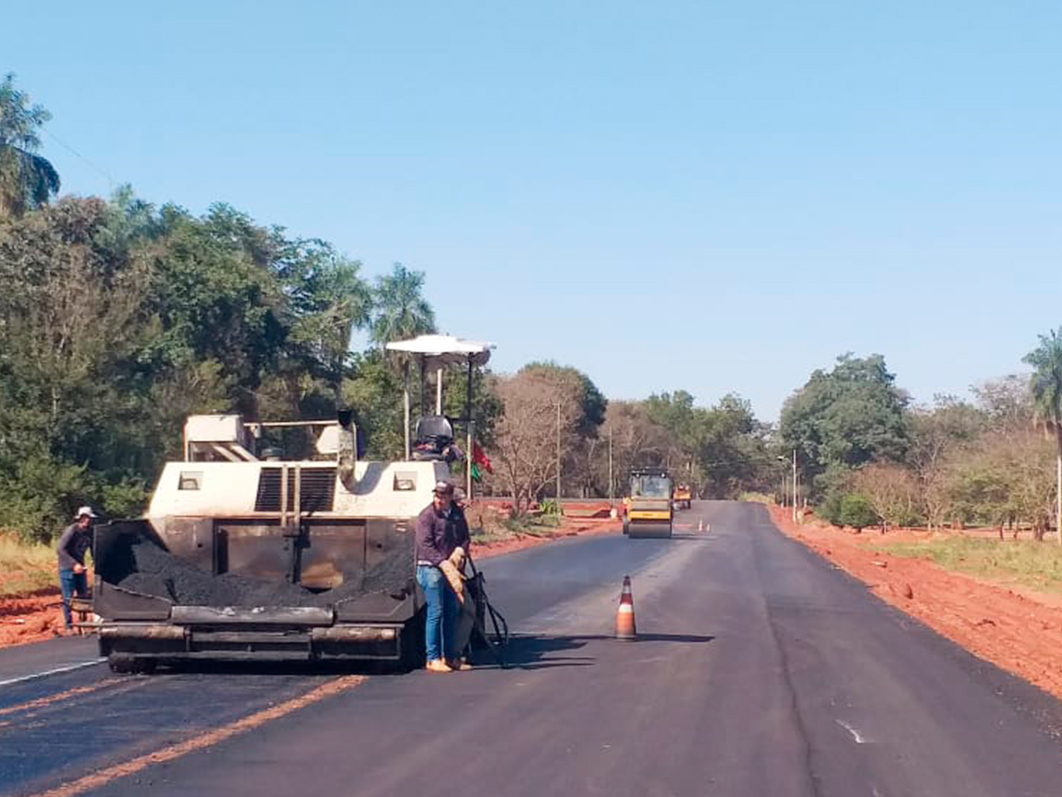 Paraguay's infra investment target 25% lower in 2021