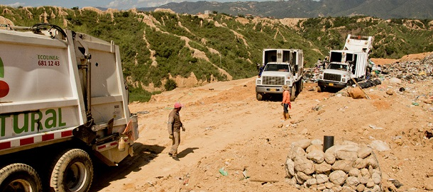 Plans to replace Colombian landfill set to be unveiled