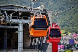 Mexico, Guatemala jump on the cable car bandwagon
