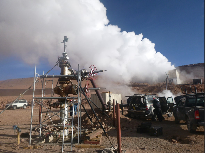 Bolivia adjudica contrato de proyecto geotérmico