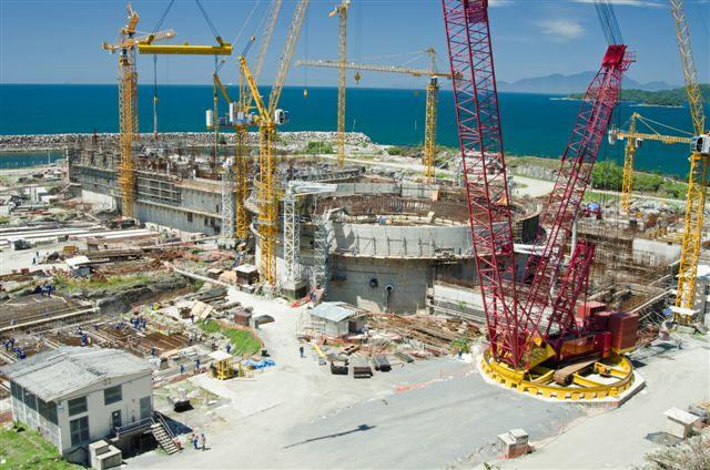 Brasil convoca licitación para reanudar obras de central nuclear Angra 3
