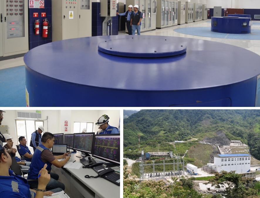 Ecuador readies new hydro capacity