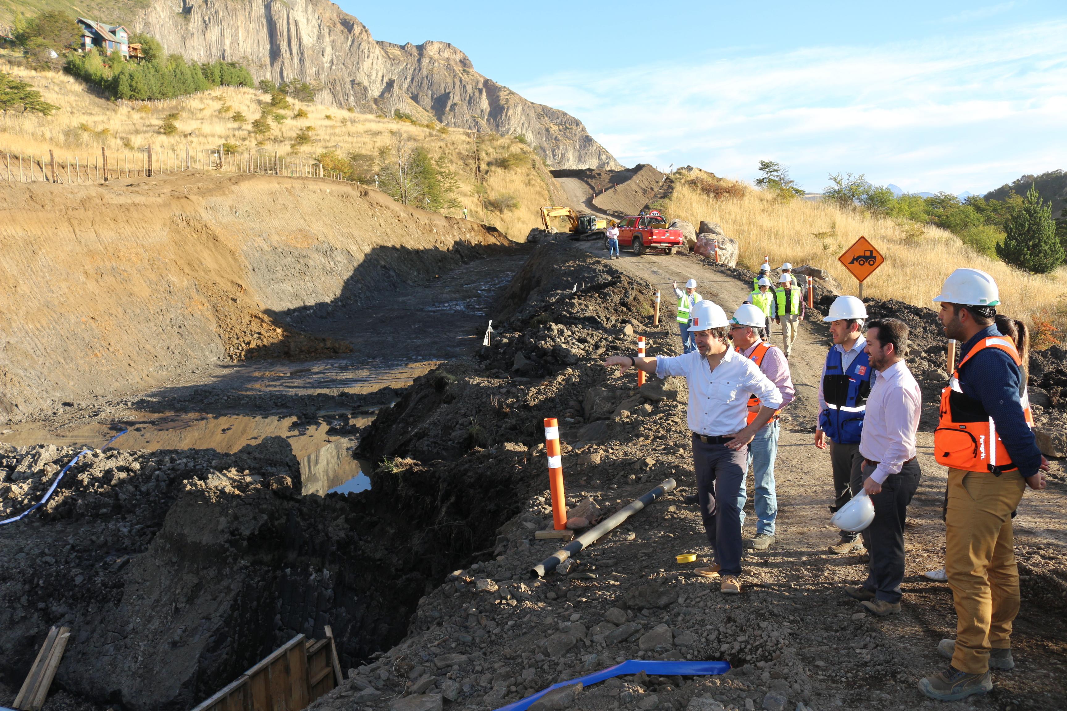 Chile lanza subasta de obras de pavimentación
