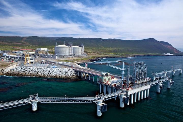 IEnova anuncia gasto de US$815mn y 1a fase de planta de licuefacción de GNL