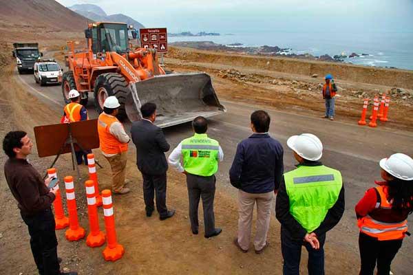 Chile lanza licitación por estudio de obras viales