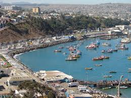 Cargo handling at Chile's state ports hit by COVID-19