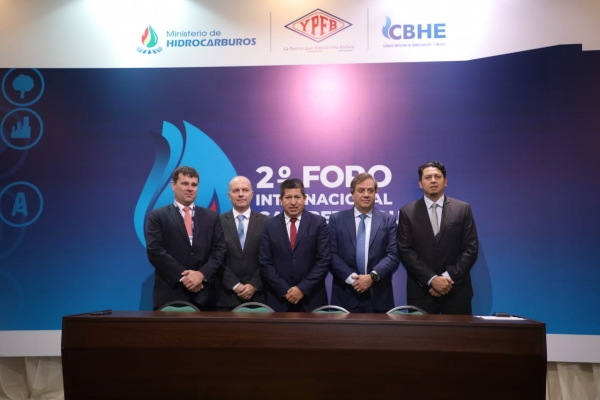 Ambar Energía and Camacari seek to include YPFB as a partner in their thermoelectric projects