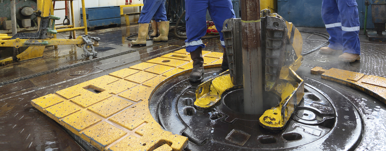 Oil production in Colombia has grown 4.7% so far this year
