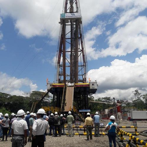 Ecuador advances block 43 ITT development