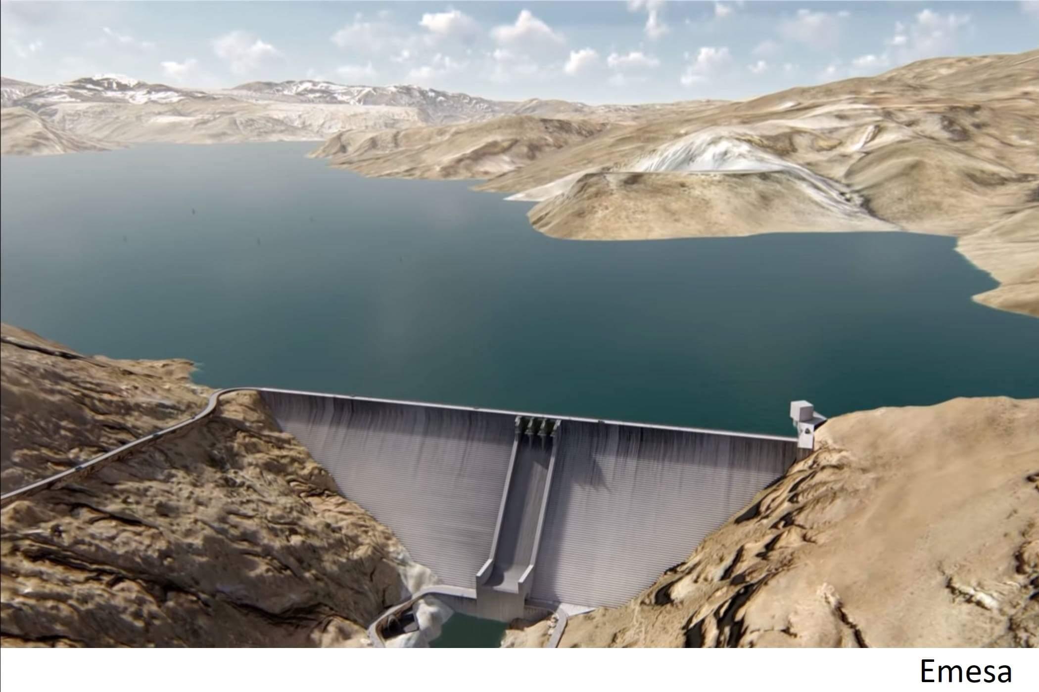 Hidroeléctrica argentina Portezuelo del Viento costará 42% más de lo esperado