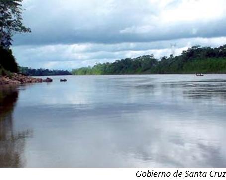 Gobierno de Bolivia y privados analizarán proyecto de transporte fluvial Ichilo-Mamoré