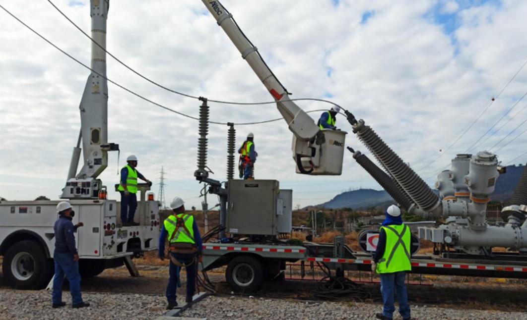 CELEC EP energizó las subestaciones móviles en Nueva Prosperina – Guayaquil