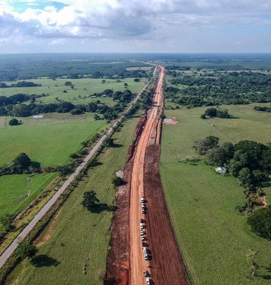What's on next year's Maya train agenda?