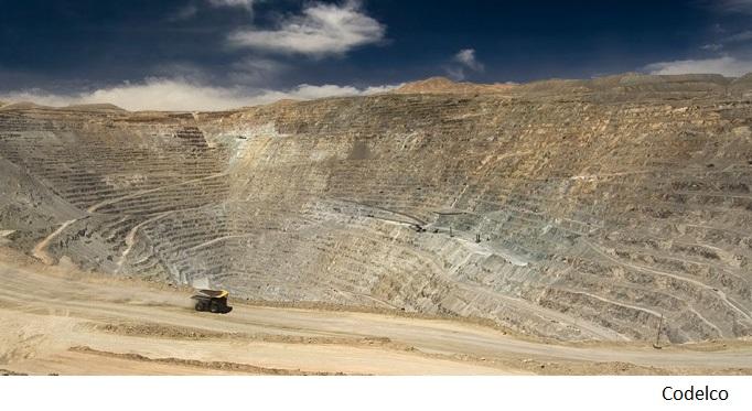 Codelco restarts Chuquicamata, El Teniente expansions