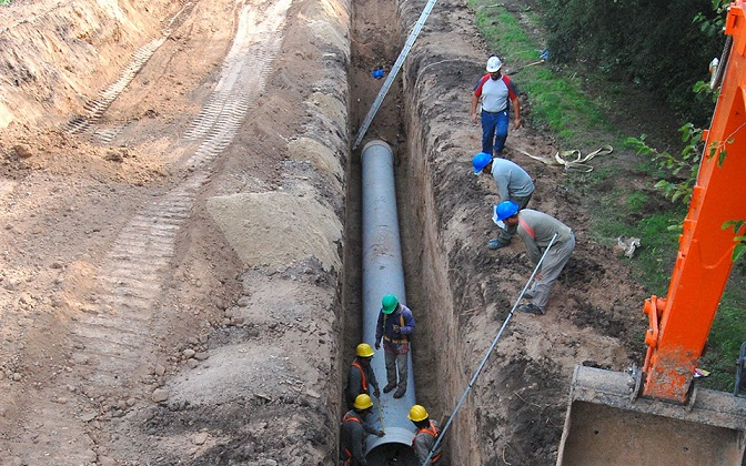 Córdoba's aqueduct program enters key phase
