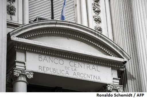 Argentine bank preparing for possible rule change under Fernández