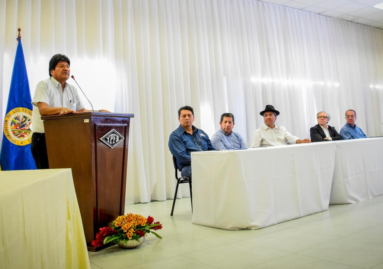 El Complejo Petroquímico de Fertilizantes de Bulo Bulo se potencia con seis nuevas plantas