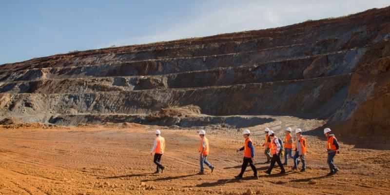 Producción minera de estado de Bahía se dispara el primer semestre
