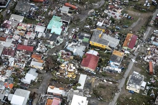 Huracán Irma causa estragos en el Caribe