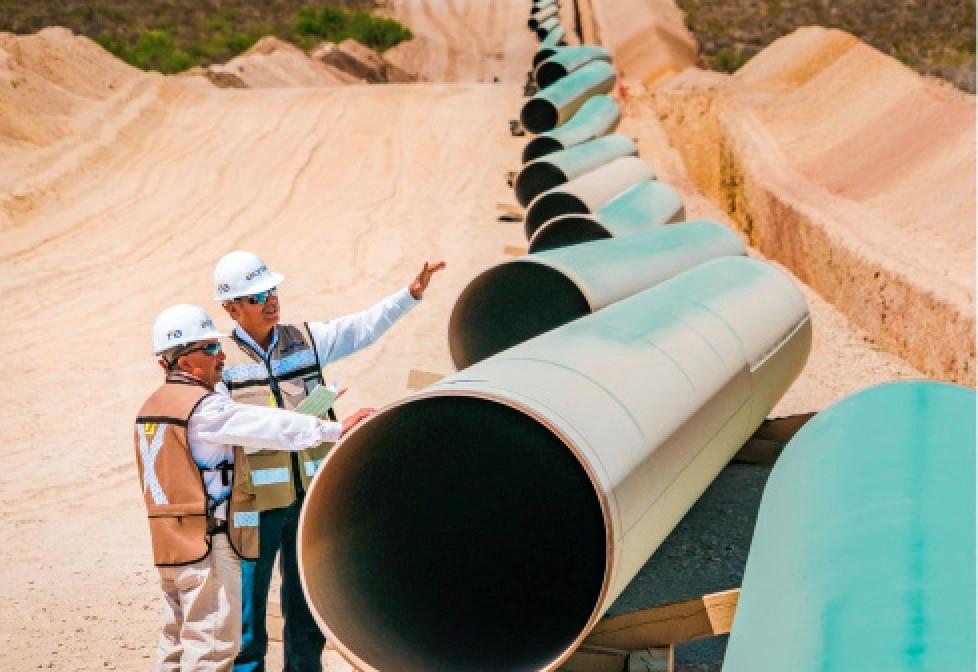 Fermaca operará gasoducto La Laguna-Aguascalientes tras acuerdo con CFE