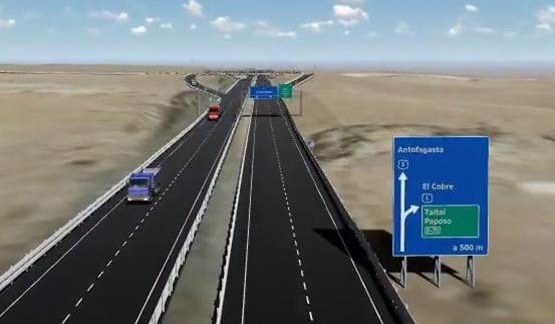 Los grandes beneficiarios del alza presupuestaria de 33% de Chile en obras públicas