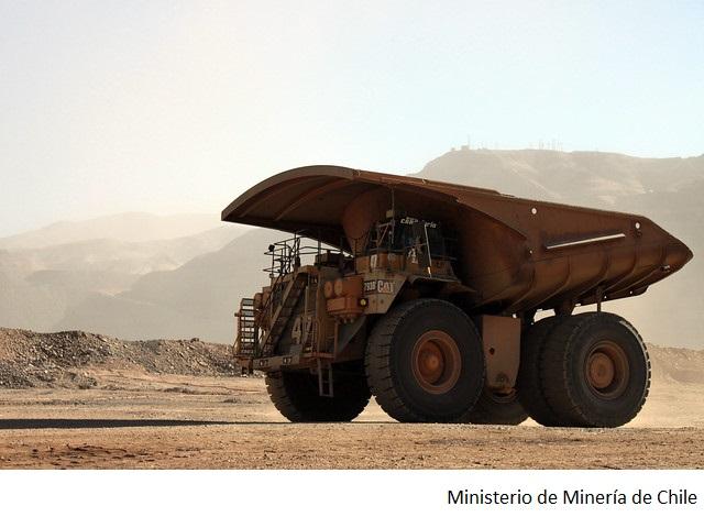 Chile avanza con pautas para uso de hidrógeno verde en minería
