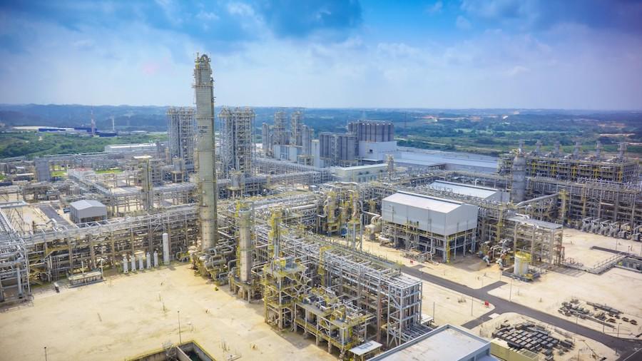 Braskem Idesa celebra hito de producción en planta Etileno XXI